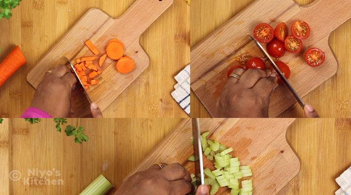 cutting-vegetable