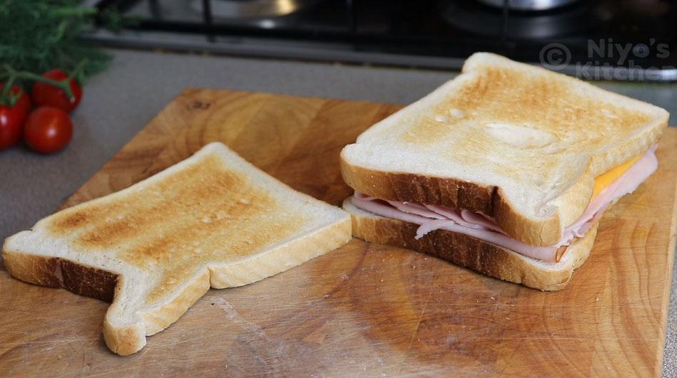 sandwich layers