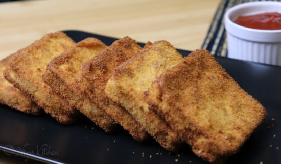 Biscuit Fish Cutlet